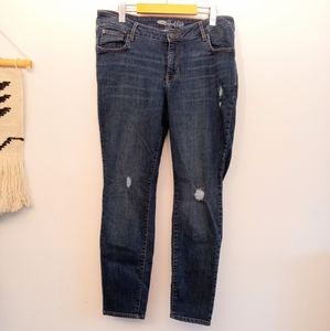 Old Navy rockstar jeans size 16R